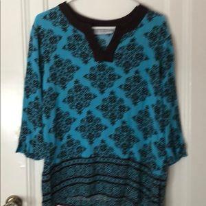 100% Rayon shirt